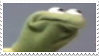 kermit stamp by SHOUTDANNY