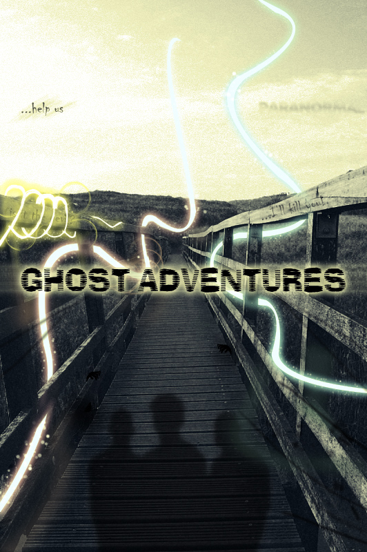 Ghost Adventures by Cryxis