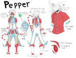 Pepper Ref by jinglestan