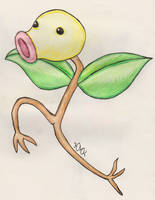 Bellsprout by Shabou