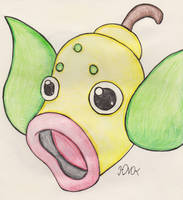 Weepinbell by Shabou