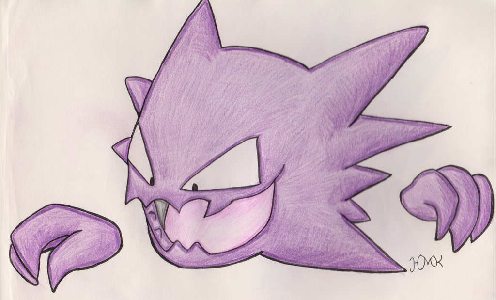 Haunter by Shabou