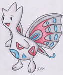 Old Pokemon, New Type 8: Togetic