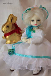 Easter Bunnies by Ariel-Sun