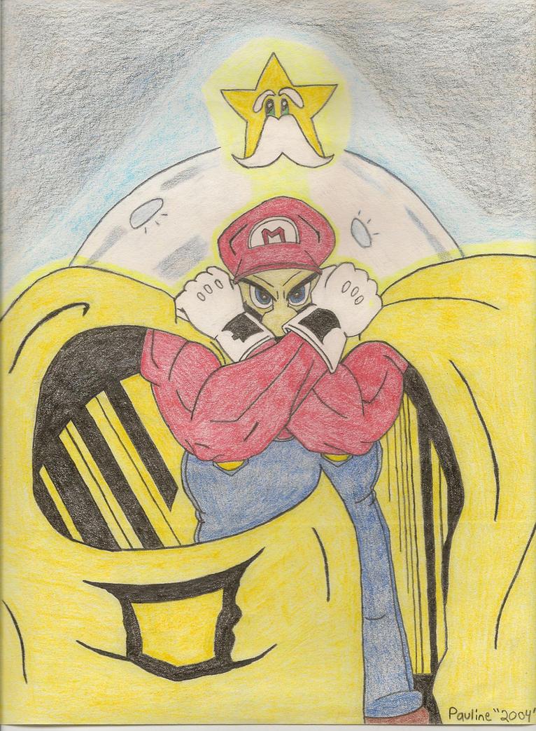 Power Of Elder Star by EyesOfThePhasm