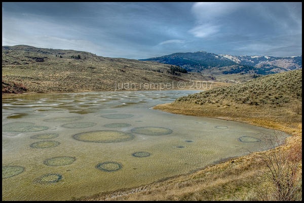 Spotted Lake by NaujTheDragonfly