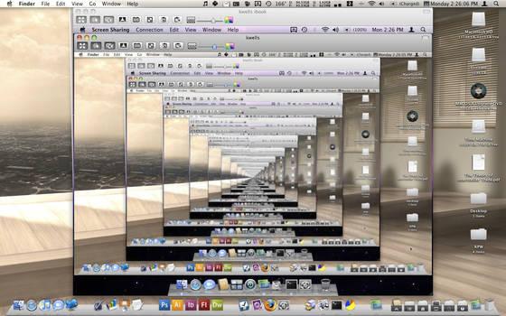 Infinite Desktop