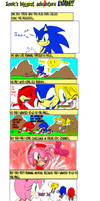 Sonic's biggest adventure eva