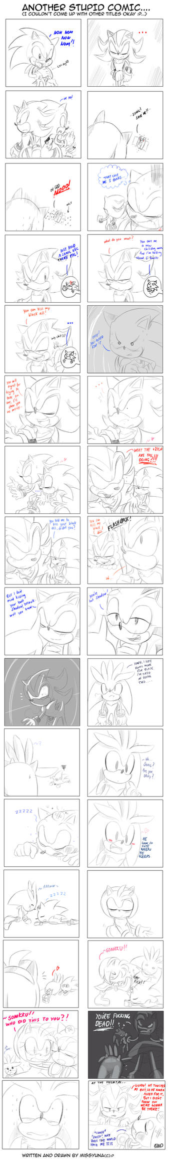Another stupid comic by missyuna