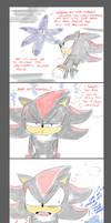 shadow the hedgehog comic 2
