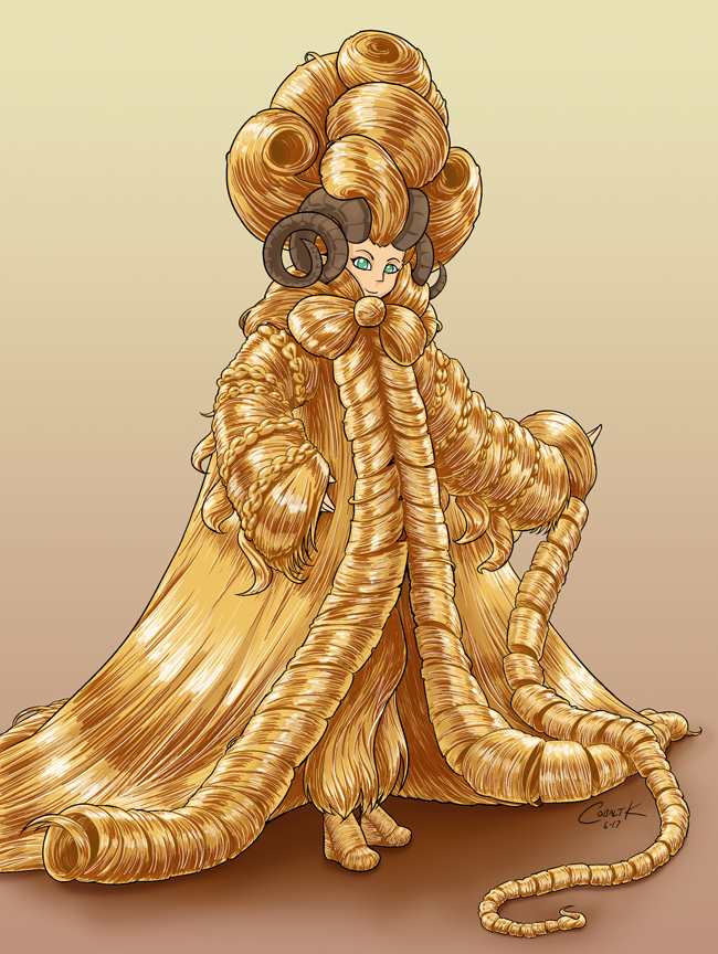 Hair Fashions (7/7) by Catomix