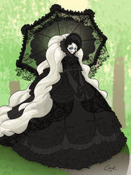 Rowena the Sunny Goth (3/3)