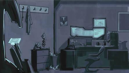 Workspace Concept 01 by Anceylee-Star
