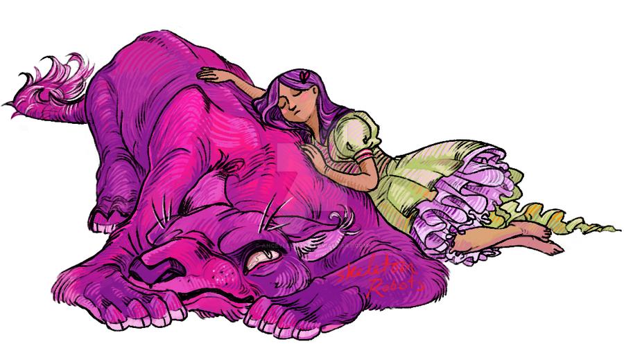 RWtDMs - Illustration. by Anceylee-Star