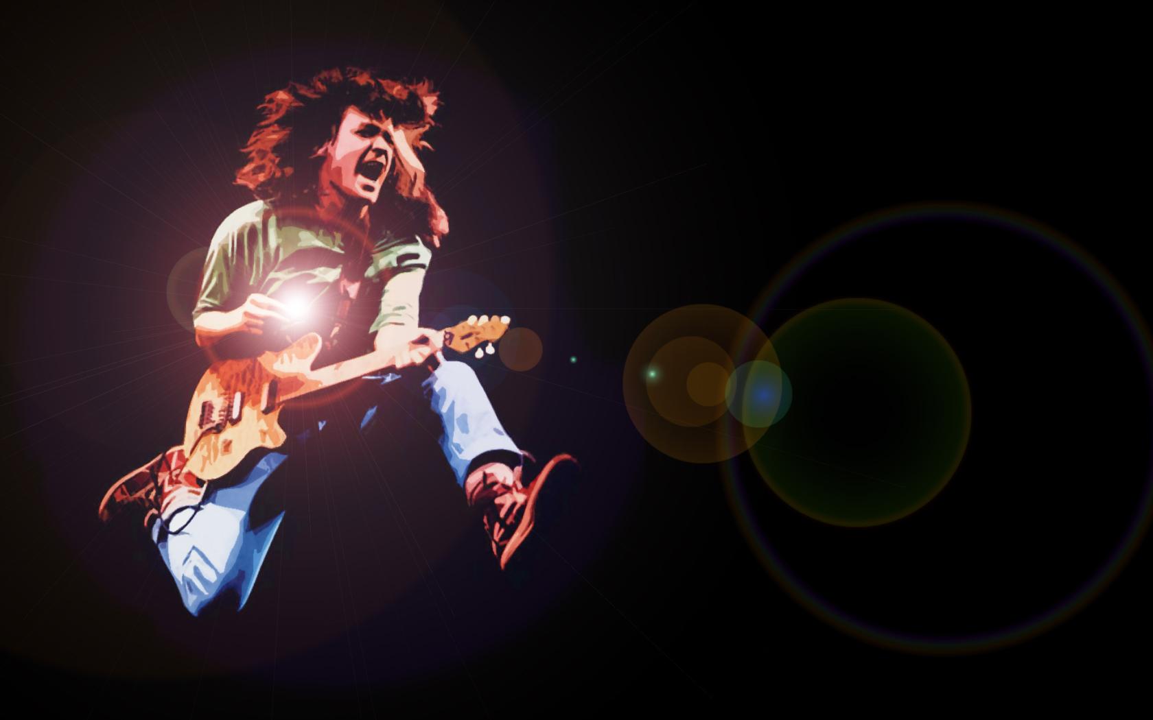 Van Halen Wallpaper by johnhorneguitar