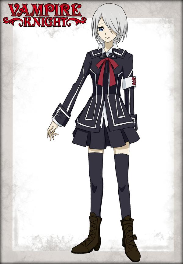 Vampire Knight Oc By ShizukAngel