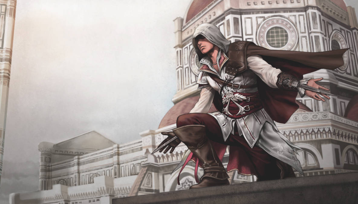 designe assassins creed2 ost - HD 1920×1200