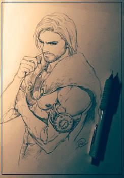 Master bearded version.