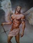 Argis with wings!