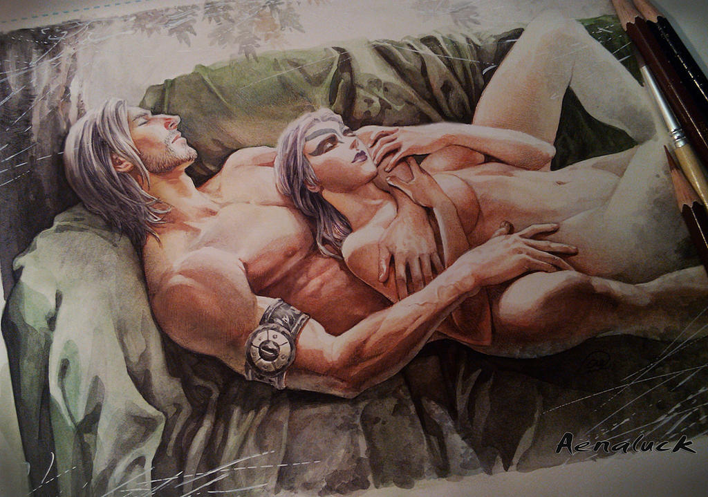 Erotic Art Video 75