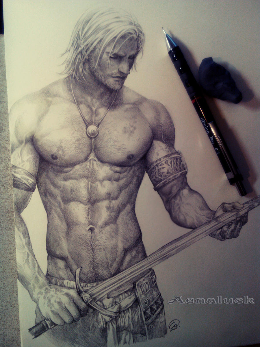 I just love to draw my Master!!