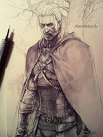 Geralt from The Witcher 3