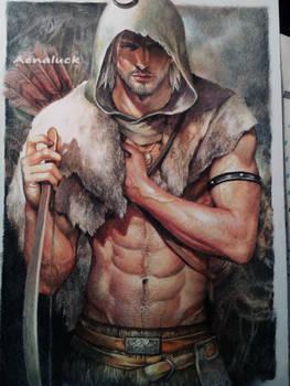 Hunter Master!!