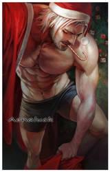 Santa Master 2015 by aenaluck