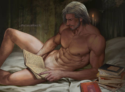 Read books with Master