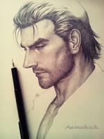 Drawing my character