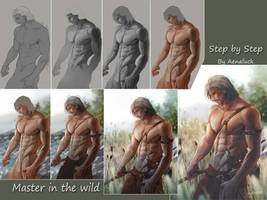 Master in the wild Step by Step