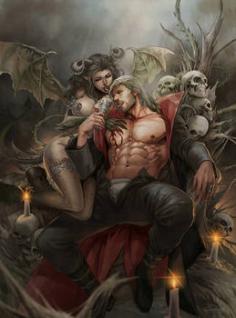 Master vampire 2017