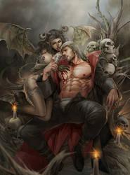 Master vampire 2017 by aenaluck