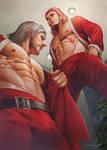 Santa vs Santa