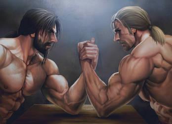 Carlnes vs Audec by aenaluck