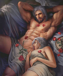 Master and Ciana Valentines 2020