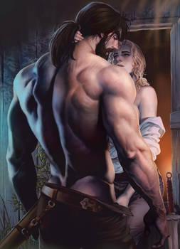 The second erotic pic of Valentine 2021