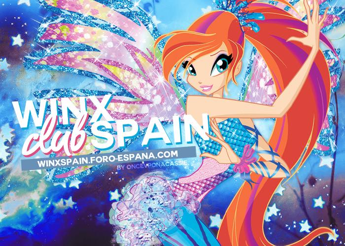 Winx Club Spain
