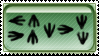 Dinotopian language sample by Ellgon