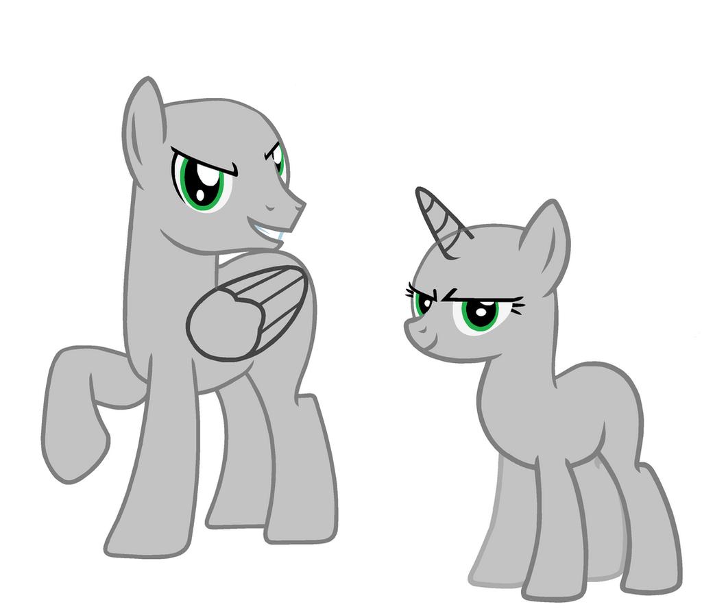 Mlp Stallion Base mlp mare and stallion ...