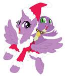 Merry Christmas mlp base