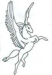 Pegasus Tattoo