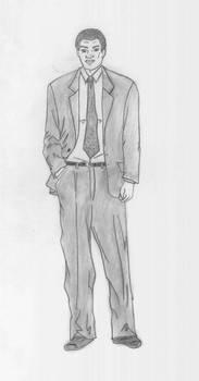 Farrington Suit Full-Length