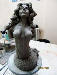 Medusa by cavemanxxxx