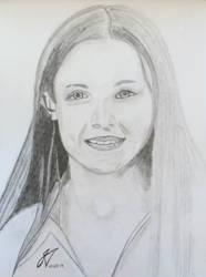 My daughter, Cadence. by FireToMySoul