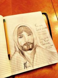 You are God alone by FireToMySoul