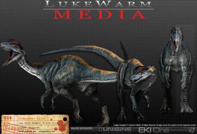 dilophosaurus primal carnage - photo #4