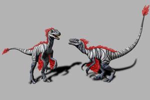 Half-arse Raptor skin by Ikechi1
