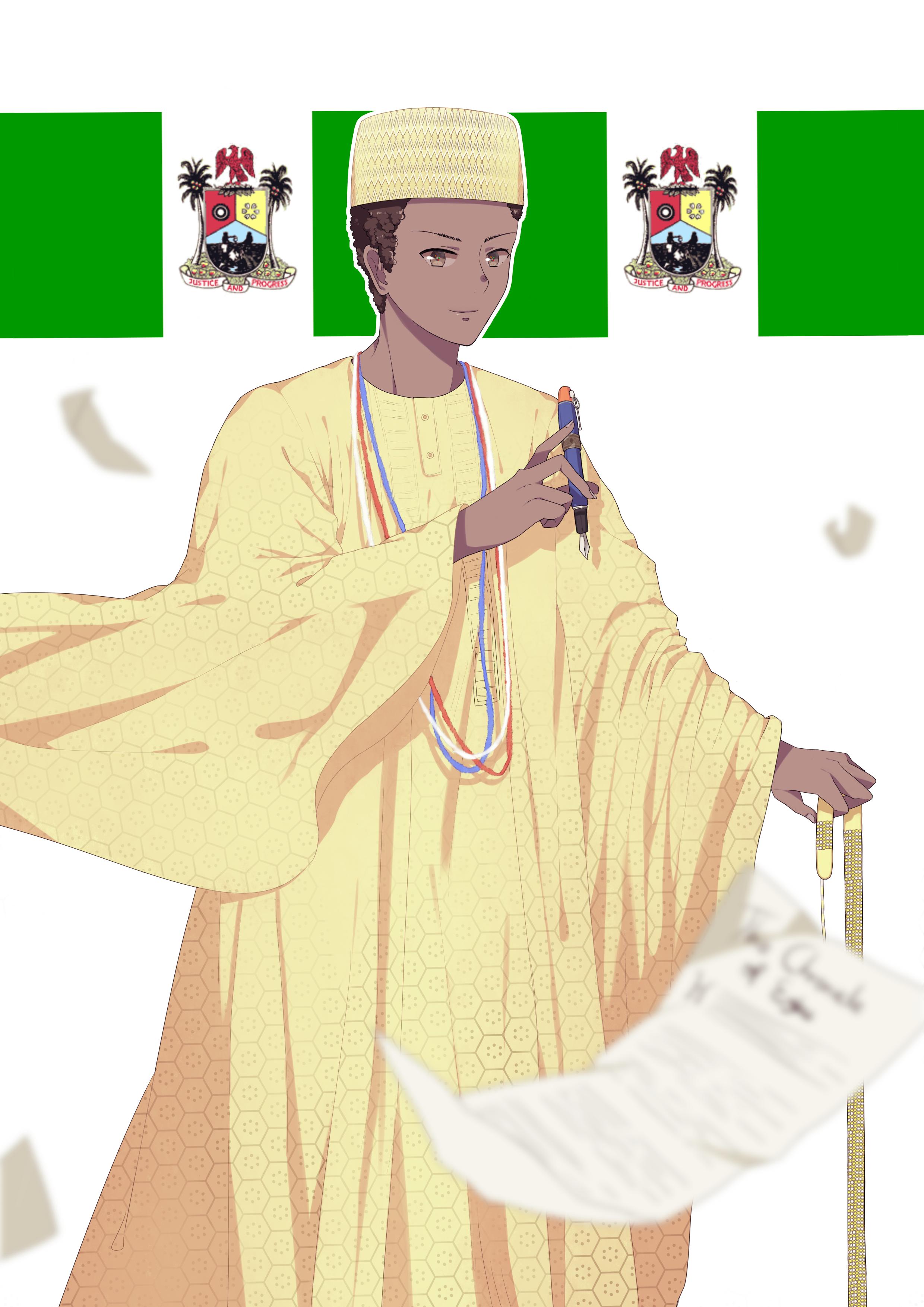 Egba-yoruba by Ikechi1