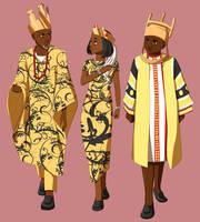 Gobir, Katsina and Zaria by Ikechi1